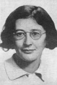 ritratto Simone Weil