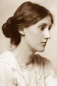 Fotografia di Virginia Woolf