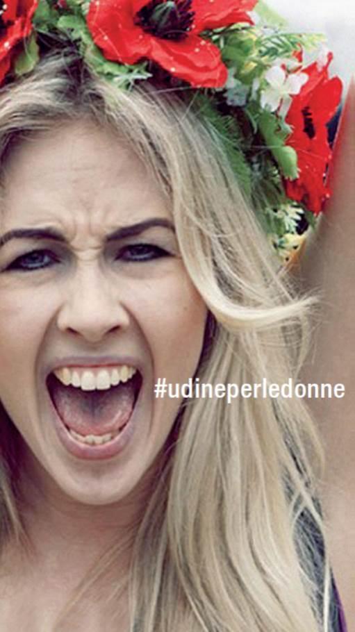 locandina Calendidonna 2014 #udineperledonne