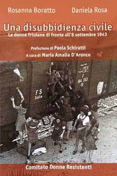 copertina libro Una disubbidienza civile