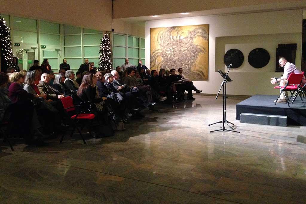 fotografia conferenza Soglie 2.0