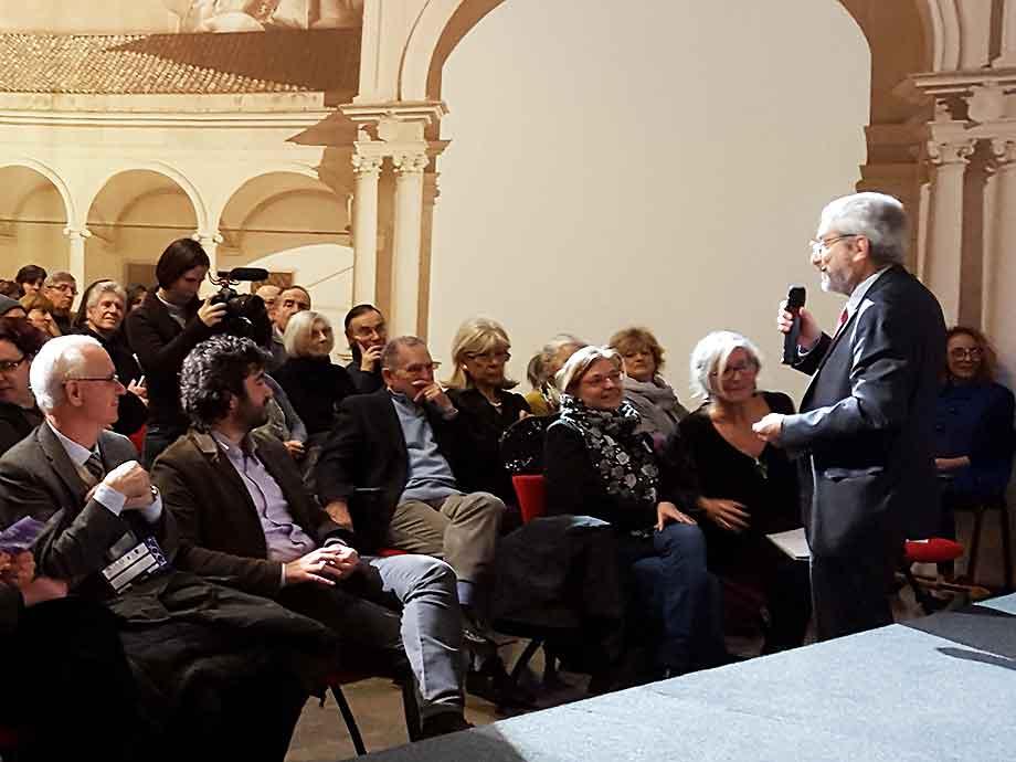 discorso del Sindaco di Udine Furio Honsell