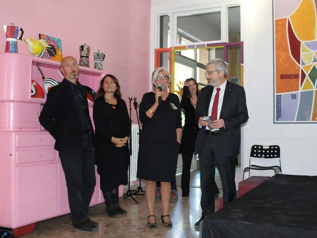 Marisa Sestito presenta Il Sindaco di Udine